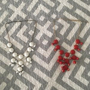 Forever 21 Jewelry - Bubble Necklace Bundle